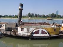 gammalt fartyg Royaltyfria Foton