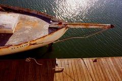 gammalt fartyg Royaltyfri Fotografi