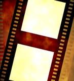 Gammalt filma remsan vektor illustrationer