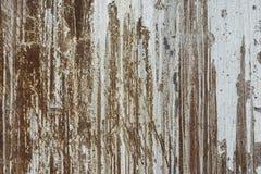 Gammalt foto för textur för metalljärnrost fotografering för bildbyråer