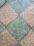 gammalt golv Arkivbild