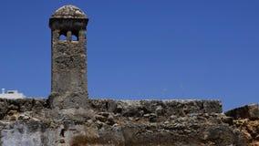 gammalt grekiskt hus Fotografering för Bildbyråer