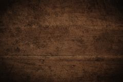 Gammalt grungemörker texturerade träbakgrund, yttersidan av olen royaltyfria foton