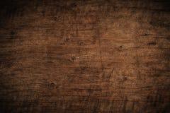 Gammalt grungem?rker texturerade tr?bakgrund, yttersidan av den gamla bruna wood texturen, f?r brunttr? f?r b?sta sikt panel royaltyfria foton