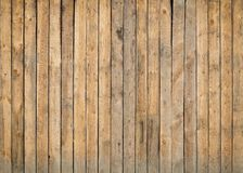 Gammalt grungestaket av wood paneler Fotografering för Bildbyråer