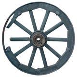 gammalt hjul Royaltyfria Foton