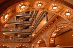 gammalt hotell 11 Arkivfoto