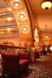 gammalt hotell 7 Arkivfoto