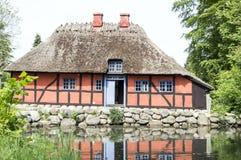 gammalt hus Royaltyfri Bild