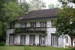 gammalt hus Royaltyfria Foton