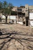 Gammalt hus av Kashgar Royaltyfria Foton