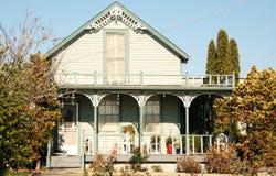 Gammalt Kalifornien hus Royaltyfri Fotografi