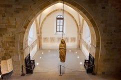 Gammalt kapell Royaltyfri Foto
