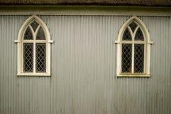 gammalt kapell royaltyfri fotografi