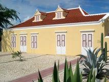 gammalt karibiskt hus Royaltyfri Bild