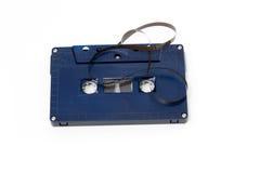 Gammalt kassettband Royaltyfri Fotografi