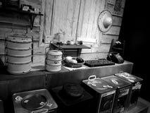 gammalt kinesiskt hus Fotografering för Bildbyråer