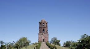 Gammalt Klocka för århundrade torn Fotografering för Bildbyråer