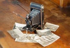 Gammalt kriga minnen Fotografering för Bildbyråer