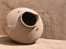 gammalt krukmakeriår för 500 inca Arkivbilder