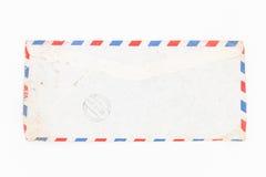 Gammalt kuvert Fotografering för Bildbyråer