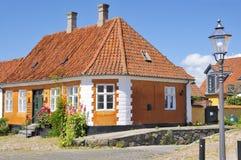 gammalt litet för hus Arkivbilder