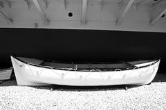 Gammalt livfartyg Royaltyfria Bilder