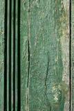 Gammalt målat trä texturerar Royaltyfri Foto