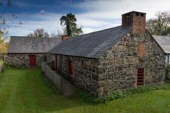 Gammalt mala, nordligt - ireland Arkivbilder