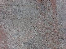 gammalt mala upp det bruna murbrukslutet Royaltyfria Bilder