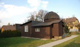 Gammalt observatorium Royaltyfria Bilder