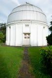 Gammalt observatorium i Indonesien Arkivfoto