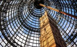 Gammalt och nytt i Melbourne Royaltyfri Fotografi