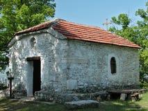gammalt ortodoxt för kloster Royaltyfria Bilder