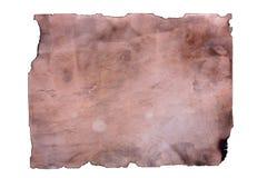 gammalt papper Arkivbild