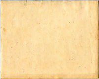 gammalt papper Royaltyfria Bilder