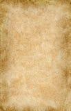 gammalt papper för bakgrund Arkivfoton