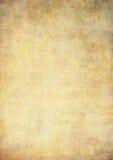gammalt papper för bakgrundsgrunge Arkivfoto