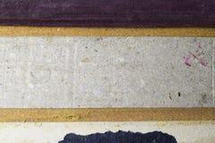 Gammalt papper för bakgrundstextur royaltyfria foton