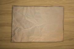 gammalt papper för brownd Arkivfoton