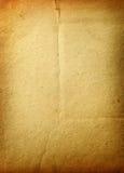 gammalt papper för grunge Royaltyfri Fotografi
