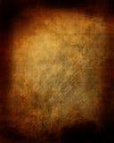 Gammalt pappers- texturerar Arkivbild