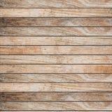 gammalt plankaträ för bakgrund Arkivfoton