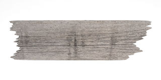 gammalt plankaträ Arkivbild