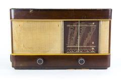 Gammalt radiosände Royaltyfria Foton