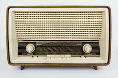 Gammalt radiosände Royaltyfri Bild