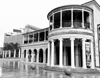 Gammalt regerings- hus, Queensland universitet av teknologi, Brisbane, Australien Royaltyfria Foton