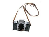 gammalt retro för kamera royaltyfri fotografi
