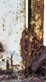 Gammalt rostar metall Royaltyfri Foto
