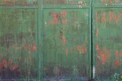 gammalt rostigt för staket Fotografering för Bildbyråer